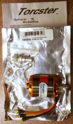 Motor Torcster Gold A3548/5-900